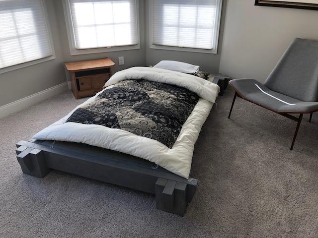 Tatami bed with Futon set